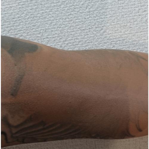 タトゥー隠したいレビュー刺青オリジナル画像
