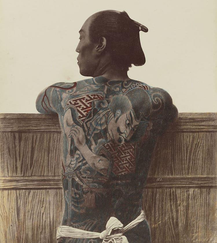 浮世絵 刺青 分身 江戸時代