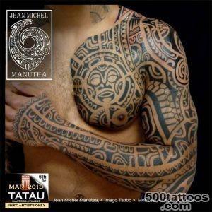 トライバル民族タトゥー海外