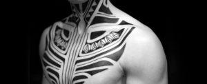 ライバル民族タトゥー海外